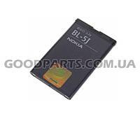Батарея аккумуляторная BL-5J 1320mAh Li-ion для мобильных телефонов Nokia