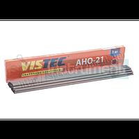 Сварочные электроды VISTEC АНО-21 3.0 мм 1.0 кг