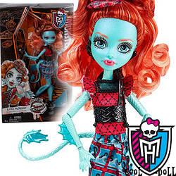 Monster High Lorna McNessie Monster Exchange Монстер Хай Лорна МакНесси Монстры по обмену