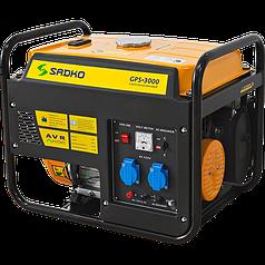 Бензиновый генератор Sadko GPS-3000 Е