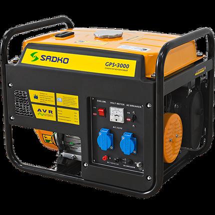 Бензиновый генератор Sadko GPS-3000 Е, фото 2