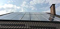 Гибридная солнечная электростанция 10,2 кВт, 380 В