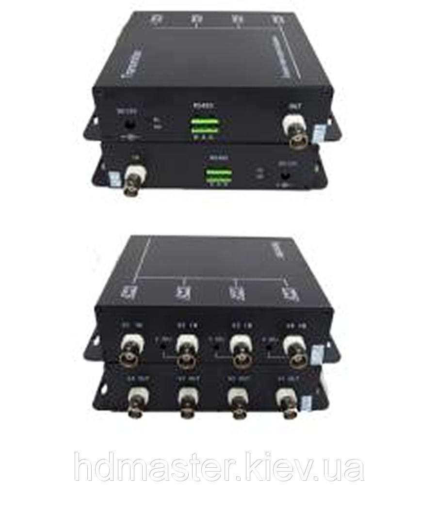 Уплотнитель видеосигнала Smart Security S-4V