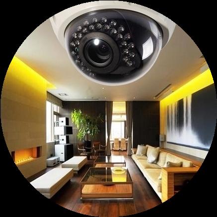 Видеонаблюдение в доме