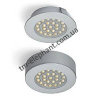 Светильник светодиодный встриваемый / накладной PALLEDA