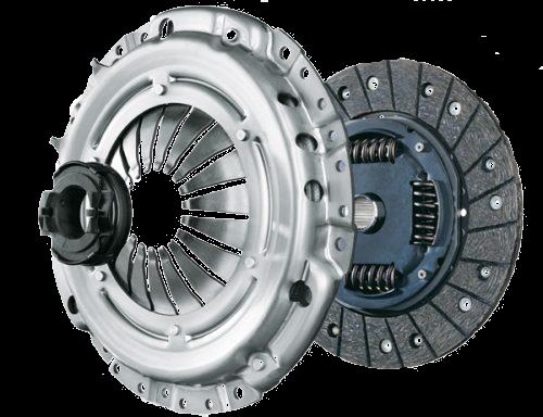 Cцепление и привод Sprinter 06-