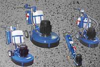 Универсальные мозаичные шлифовально-полировальные машины МШ (GPM-240, GPM-400, GPM-500, GPM-750) СПЕКТРУМ
