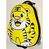 Дитячий пластиковий валізу на колесах Тигр 49*37*26см