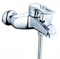 Смеситель (Латунь) ISO_Zegor XZ51 для ванны с коротким изливом SHY