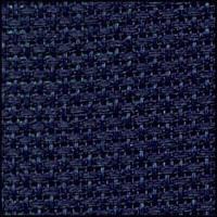 Канва AIDA 18 сt венгерская темно-синяя