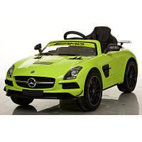 Детский электромобиль Mercedes GT AMG M 2760 (салатовый)
