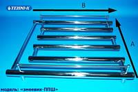 Водяной полотенцесушитель Tehni-x Фокстрот (ППШ) ширина 70 см, межосевое расстояние 50