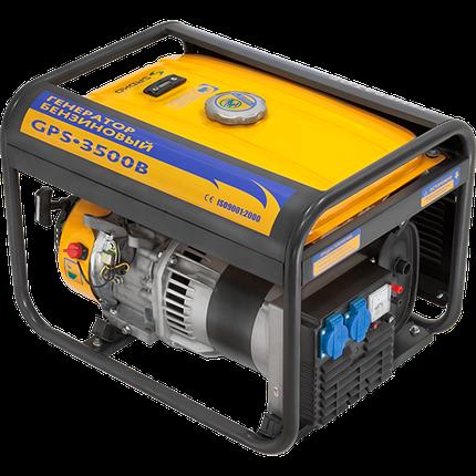 Бензиновый генератор Sadko GPS-3500 В, фото 2