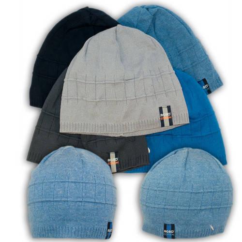 Вязаная шапка для мальчика, 788