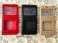Кожаный чехол книжка Momax для Xiaomi Mi Note (3 цвета)