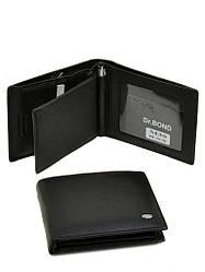 Чоловічий шкіряний гаманець-портмоне фірми Dr.BOND