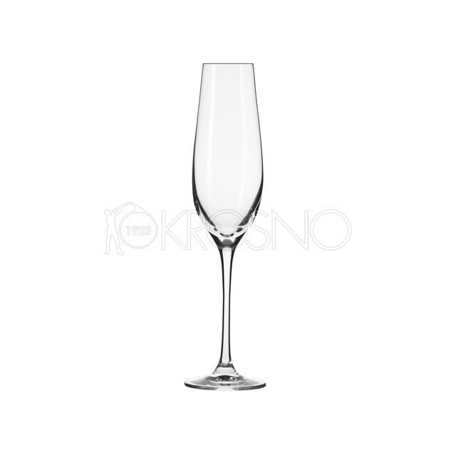Набор бокалов для шампанского Krosno Sensei Harmony 200 мл 6 шт F579270020001000
