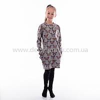 """Красивое платье для девочки """"Бабочки"""",новинка 2017 года, фото 1"""