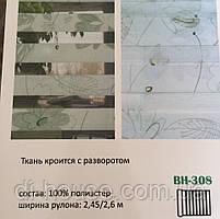Рулонные шторы День-Ночь BH-308