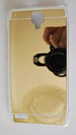 Силиконовый зеркальный чехол для Xiaomi Redmi Note, S110