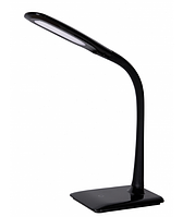 Настольная светодиодная лампа Delux TF-110 LED 7 Вт черная