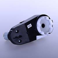 Редуктор с мотором 12 Вольт, 16000 об/мин для детских электромобилей М 3150, М 3151