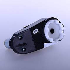 Редуктор с мотором 12 Вольт, 15000 об/мин для детских электромобилей М 3150, М 3151