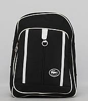 Надежный не дорогой мужской рюкзак Lacoste на каждый день. Хорошее качество. Классический дизайн. Код: КГ526