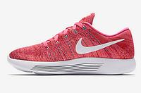 Женские кроссовки Nike LunarEpic Low pink, фото 1