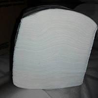 Туалетная бумага листовая, 300шт/уп
