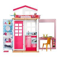 Mattel Портативний будинок Барбі