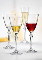 Набор бокалов для вина Elisabeth 250 мл -6 шт  Bohemia b40760-168510