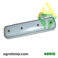 Крышка головки блока (с горловиной) ЯМЗ-238 238-1003245