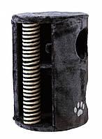Когтеточка Trixie Dino Cat Tower для кошек, башня, 41х41х58 см