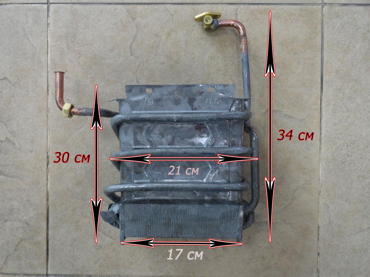 Газовые теплообменники цена Кожухотрубный конденсатор ONDA C 41.304.2400 Пушкино