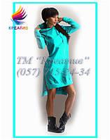 Платье флис (под заказ от 50 шт.)