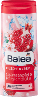 Гель для душа с ароматом персика и граната Balea Dusche  300 мл.