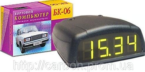 Орион БК-06. Автомобильный бортовой компьютер. Тахометр БК-06