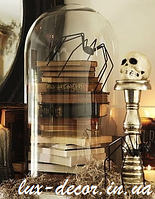 Колпак-купол стеклянный 180*300мм