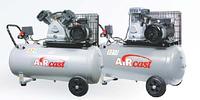 Компрессор Aircast СБ4/С-100.LB24 с горизонтальным ресивером