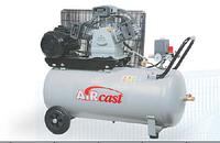 Компрессор Aircast СБ4/С-100.LB30-3.0 с горизонтальным ресивером