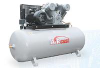 Компрессор Aircast СБ4/Ф-500.LT 100 с горизонтальным ресивером