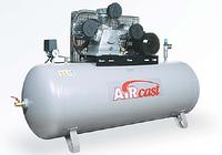 Компрессор Aircast СБ4/С-100.LB75 с горизонтальным ресивером