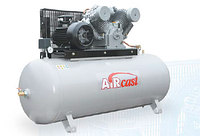 Компрессор Aircast СБ4/Ф-500.LT 100-11,0 с горизонтальным ресивером