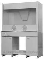 Шкаф вытяжной ШВP с керамической столешницей и мойкой (без учета стоимости доставки)