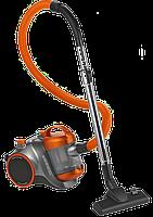 Пылесос CLATRONIC BS 1304 antrazit-orange