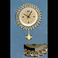 Часы позолота 99 008 21