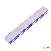 Шлифовщик для ногтей Naomi 80/80 (фиолетовый)