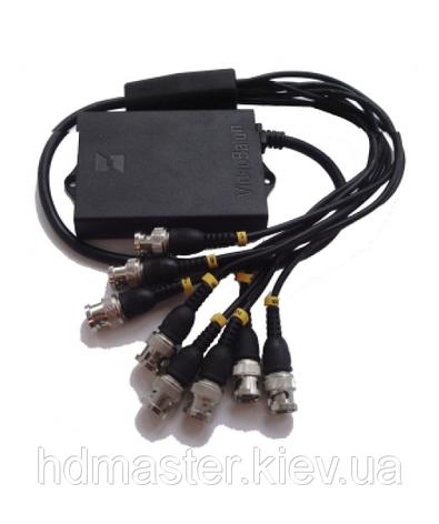 Приёмо-передатчик видеосигнала по витой паре SM-800RT, фото 2