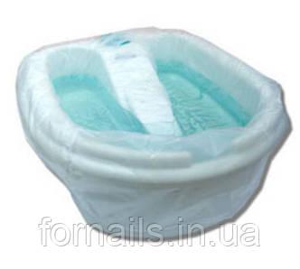 Чехол на ванночку для педикюра 80*80, 50 шт, Doily